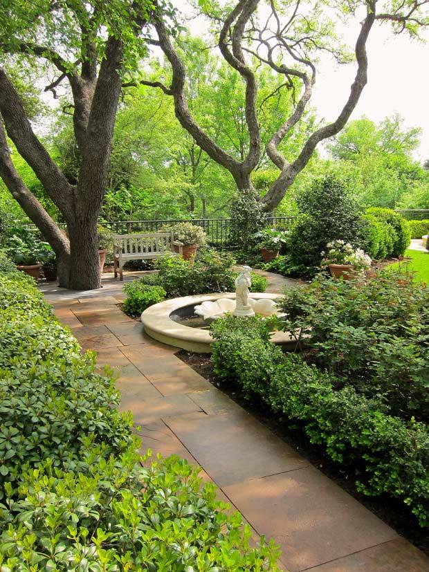 Garden Studio Landscape Design In Austin, Texas By James J
