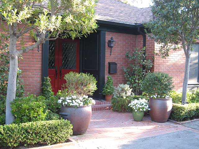 Garden studio landscape design in pasadena california by for Garden design studio